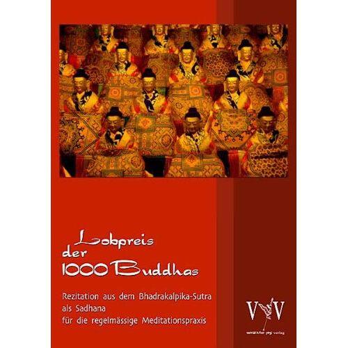 Susa Nientiedt - Lobpreis der 1000 Buddhas - Preis vom 05.09.2020 04:49:05 h