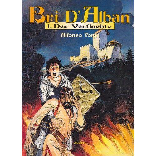 Alfonso Font - Bri d`Alban 1: Der Verfluchte; - Preis vom 02.12.2020 06:00:01 h