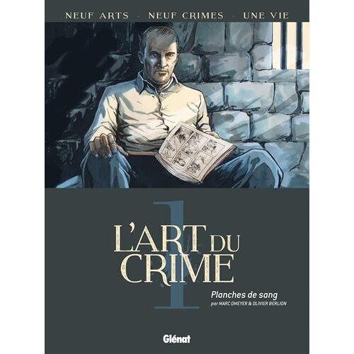 Marc Omeyer - L'Art du Crime - Tome 01 : Planches de sang - Preis vom 24.02.2021 06:00:20 h