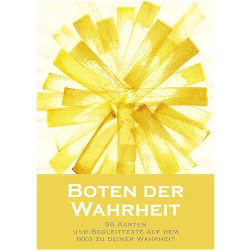 Heike Klingenberg-Debertin - Boten der Wahrheit - Preis vom 11.05.2021 04:49:30 h
