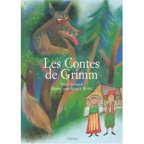 Jacob Grimm - Contes De Grimm - Preis vom 21.10.2020 04:49:09 h