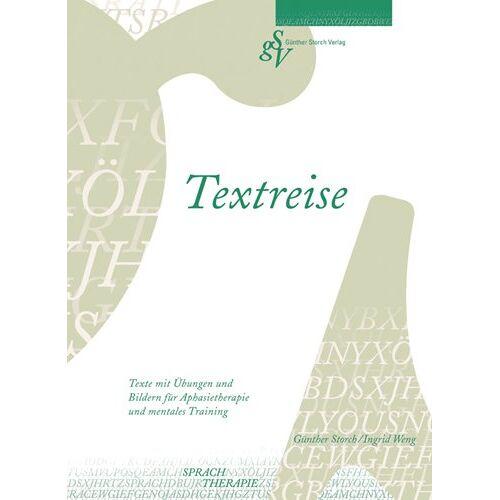 Günther Storch - Textreise: Texte mit Übungen und Bildern für Aphasietherapie und mentales Training - Preis vom 14.04.2021 04:53:30 h