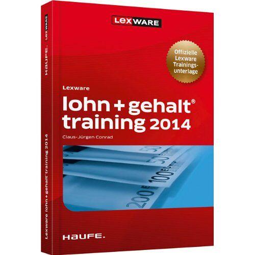 Claus-Jürgen Conrad - Lexware Lohn + Gehalt Training 2015 (Lexware Training) - Preis vom 24.02.2021 06:00:20 h