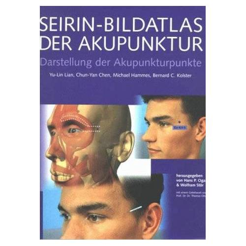 Yu-Lin Lian - Bildatlas der Akupunktur . Darstellung der Akupunkturpunkte - Preis vom 13.04.2021 04:49:48 h