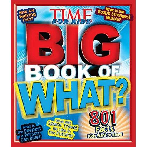 The Editors of TIME for Kids - Big Book of WHAT (A TIME for Kids Book) (TIME for Kids Big Books) - Preis vom 27.01.2021 06:07:18 h