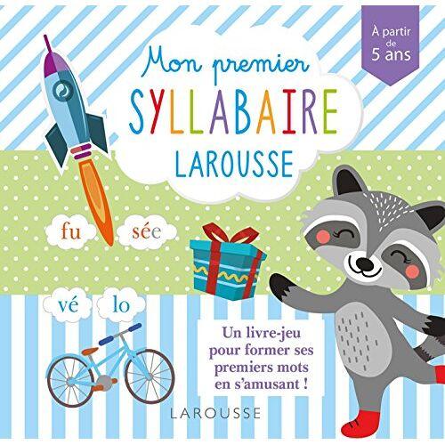 - Mon premier syllabaire Larousse - Preis vom 11.05.2021 04:49:30 h