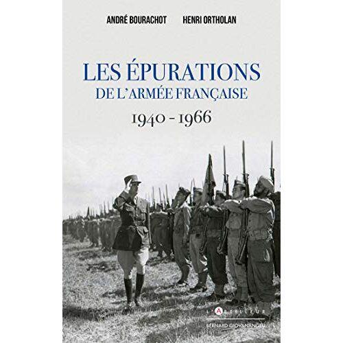 - Les épurations de l'armée française 1940 - 1966 - Preis vom 14.05.2021 04:51:20 h