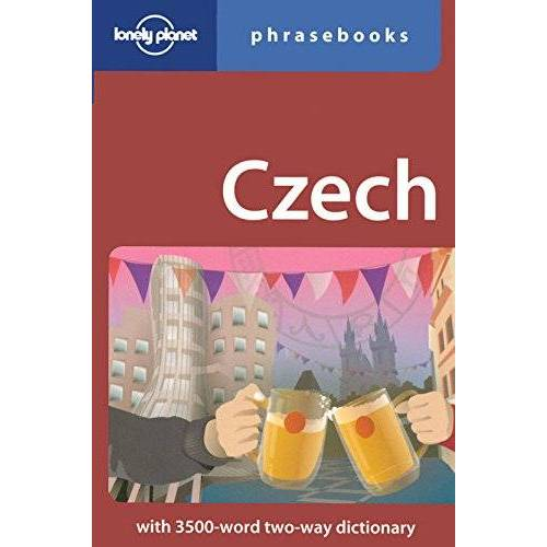 Richard Nebesky - Czech Phrasebook (Phrasebooks) - Preis vom 14.11.2019 06:03:46 h