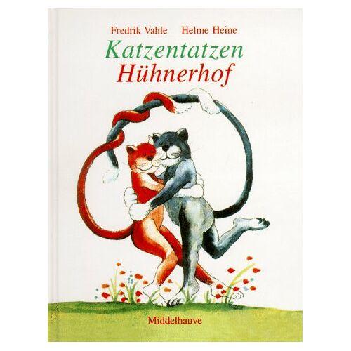 Fredrik Vahle - Katzentatzen Hühnerhof - Preis vom 20.10.2020 04:55:35 h