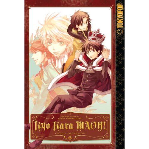 Tomo Takabayashi - Kyo Kara MAOH! Volume 6 - Preis vom 20.10.2020 04:55:35 h
