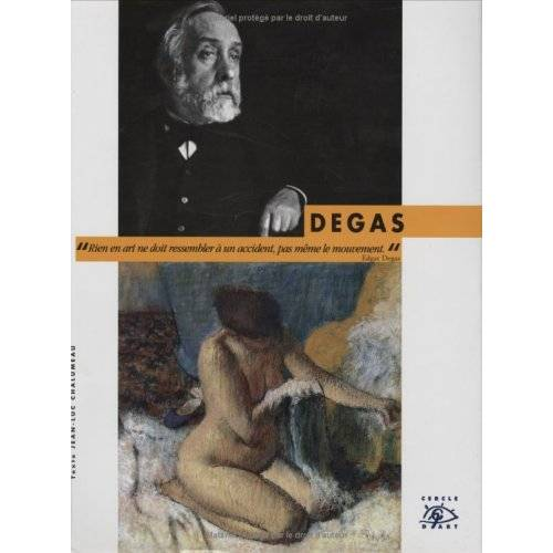 Jean-Luc Chalumeau - Degas - Preis vom 23.01.2021 06:00:26 h