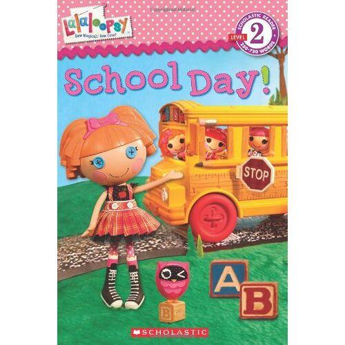 Jenne Simon - Lalaloopsy: School Day! (Scholastic Reader - Level 2 (Quality)) - Preis vom 07.05.2021 04:52:30 h
