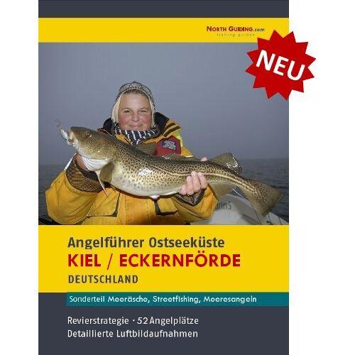Michael Zeman - Angelführer Kiel / Eckernförde - 52 Angelplätze mit Luftbildaufnahmen und GPS-Punkten - Preis vom 20.10.2020 04:55:35 h