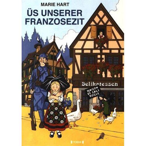 HART MARIE - US UNSERER FRANZOSEZIT - Preis vom 16.04.2021 04:54:32 h
