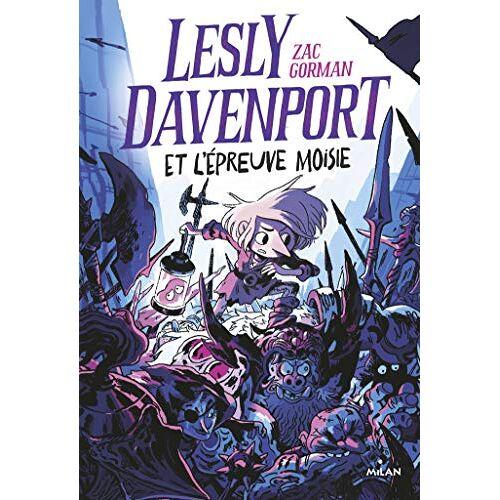 - Lesly Davenport, Tome 02: Lesly Davenport et l'épreuve moisie (Lesly Davenport, 2) - Preis vom 09.05.2021 04:52:39 h