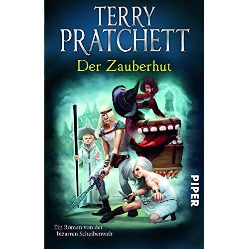 Terry Pratchett - Der Zauberhut: Ein Roman von der bizarren Scheibenwelt (Terry Pratchetts Scheibenwelt) - Preis vom 14.04.2021 04:53:30 h