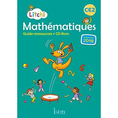 - Litchi Mathématiques CE2 - Guide pédagogique - Ed. 2020 (Litchi, 47) - Preis vom 14.05.2021 04:51:20 h
