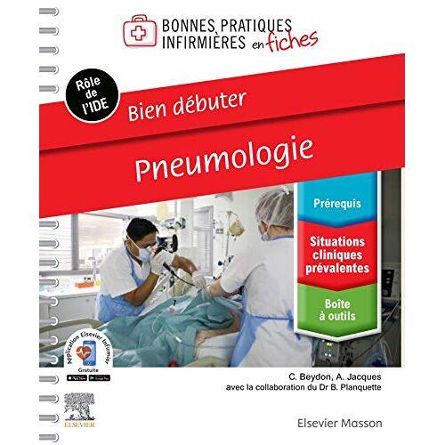 - Bien débuter Pneumologie - Preis vom 08.05.2021 04:52:27 h