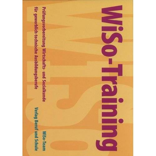 WiSo-Team - WiSo-Training - Preis vom 27.02.2021 06:04:24 h