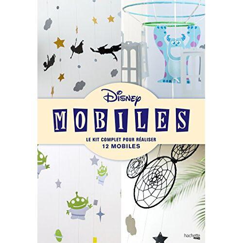 - Disney mobiles : Le kit complet pour réaliser 12 mobiles - Preis vom 03.04.2020 04:57:06 h