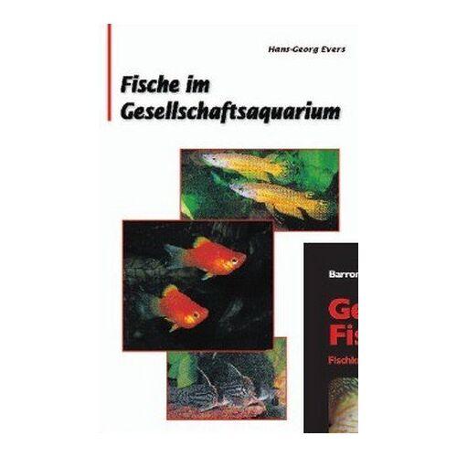 Hans-Georg Evers - Fische im Gesellschaftsaquarium - Preis vom 16.04.2021 04:54:32 h
