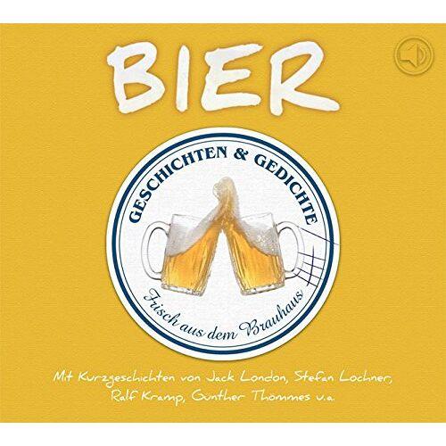 Jack London - Biergeschichten: Geschichten und Gedichte über das flüssige Brot - Preis vom 20.10.2020 04:55:35 h