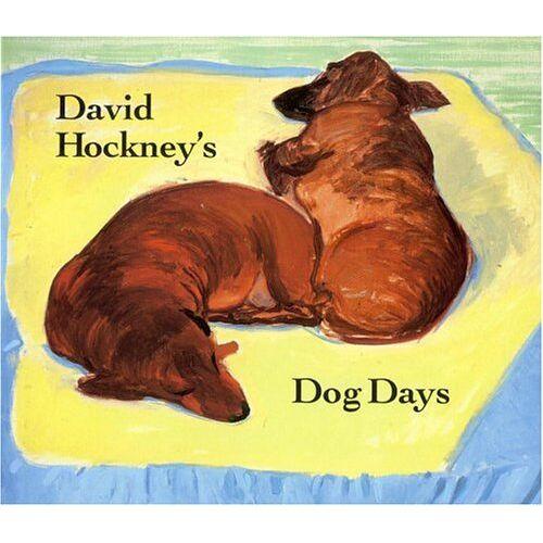 David Hockney - David Hockney's Dog Days - Preis vom 06.09.2020 04:54:28 h