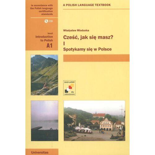 Wladyslaw Miodunka - Czesc jak sie masz cz I + CD - Preis vom 25.10.2020 05:48:23 h