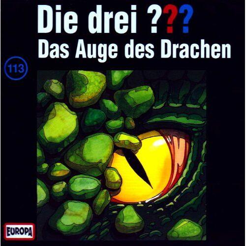 - Die drei ??? - CD: Die drei ??? 113. Das Auge des Drachen. (drei Fragezeichen). CD: FOLGE 113 - Preis vom 28.03.2020 05:56:53 h