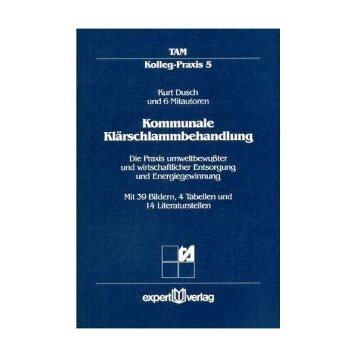 Kurt Dusch - Kommunale Klärschlammbehandlung - Preis vom 02.12.2020 06:00:01 h