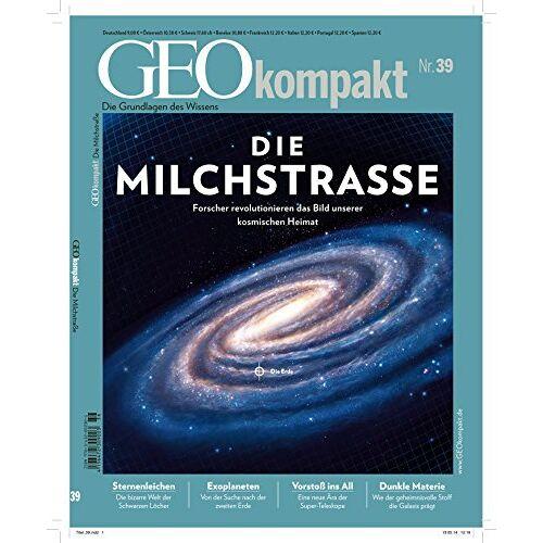 - GEO kompakt / GEOkompakt mit DVD 39/2014 - Milchstraße: DVD: Galaxis Milchstraße - Preis vom 18.10.2020 04:52:00 h