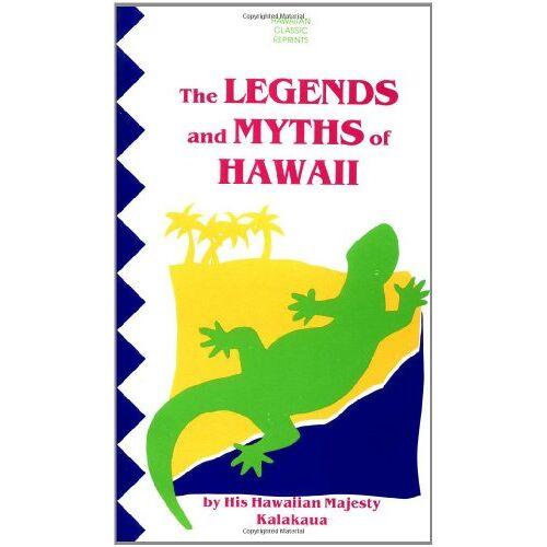 David Kalakaua - Legends & Myths of Hawaii (Tut Books. L) - Preis vom 27.02.2021 06:04:24 h