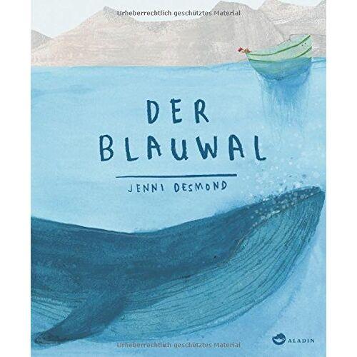 Jenni Desmond - Der Blauwal - Preis vom 15.04.2021 04:51:42 h