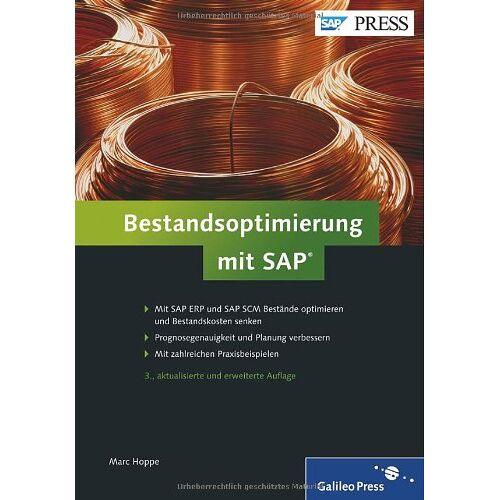 Marc Hoppe - Bestandsoptimierung mit SAP (SAP PRESS) - Preis vom 08.05.2021 04:52:27 h