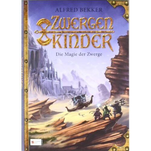 Alfred Bekker - Zwergenkinder, Band 01: Die Magie der Zwerge - Preis vom 20.10.2020 04:55:35 h
