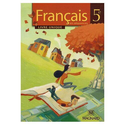 Marie-Christine Brindejonc - Français 5e : En séquences Livre unique - Preis vom 13.05.2021 04:51:36 h