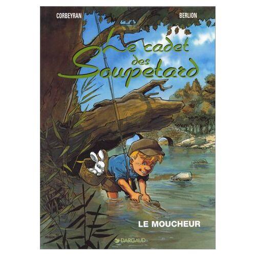 Berlion - Le cadet des Soupetard, Tome 5 : Le moucheur (Cadet Soupetard) - Preis vom 17.04.2021 04:51:59 h