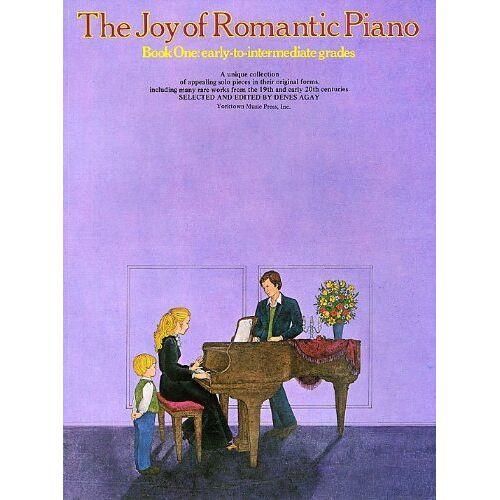 Various - The Joy Of Romantic Piano Book 1 Pf (The Joy Books) - Preis vom 21.10.2020 04:49:09 h