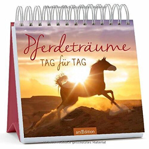 - Pferdeträume: Tag für Tag - Preis vom 26.01.2021 06:11:22 h