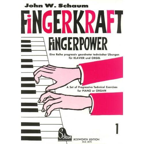 - Fingerkraft 1. Klavier - Preis vom 24.02.2021 06:00:20 h
