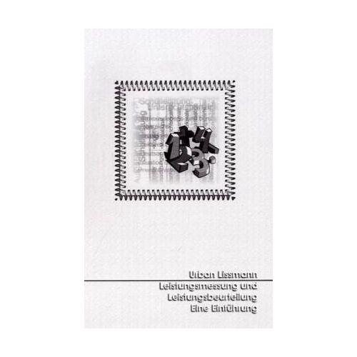 Urban Lissmann - Leistungsmessung und Leistungsbeurteilung - Preis vom 22.01.2021 05:57:24 h