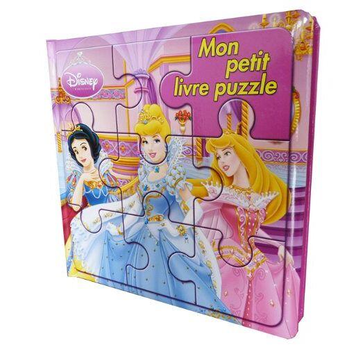 Disney - Princesse : Mon petit livre puzzle - Preis vom 20.10.2020 04:55:35 h