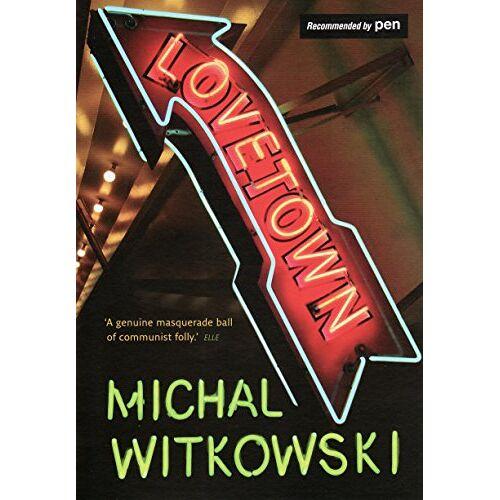 MichaĹ Witkowski - Lovetown - Preis vom 01.03.2021 06:00:22 h