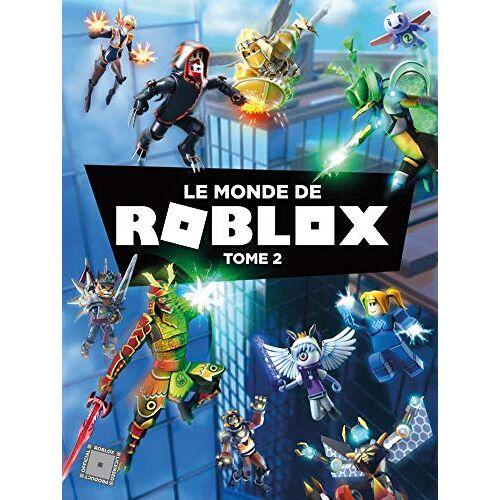 Collectif - ROBLOX - Le monde de Roblox Tome 2 - Preis vom 14.04.2021 04:53:30 h