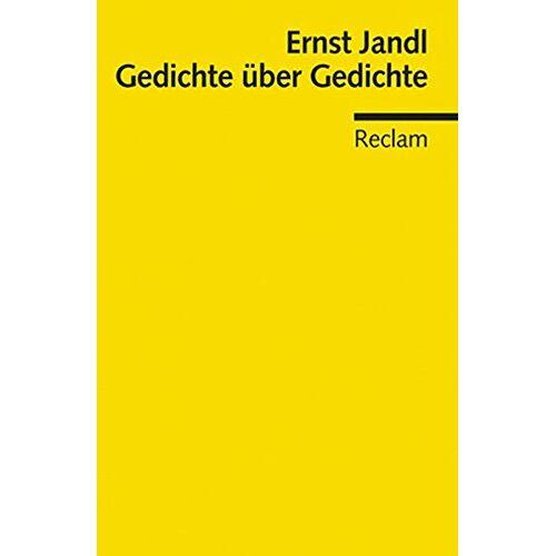 - Gedichte über Gedichte - Preis vom 26.02.2021 06:01:53 h
