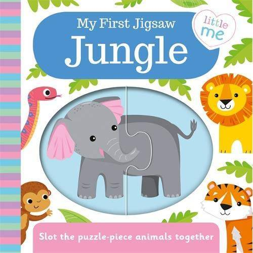 - My First Jigsaw Jungle (LM Jigsaw Book) - Preis vom 03.09.2020 04:54:11 h