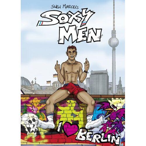 Swen Marcel - Soxy Men - Preis vom 20.10.2020 04:55:35 h