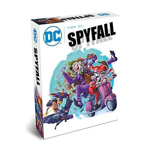 Anonyme - DC Spyfall - Preis vom 19.10.2020 04:51:53 h
