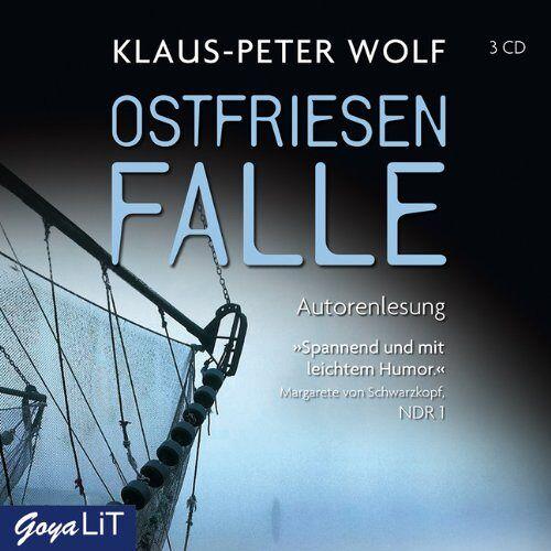 Klaus-Peter Wolf - Ostfriesenfalle - Preis vom 27.02.2021 06:04:24 h