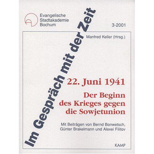 - 22. Juni 1941. Der Beginn des Krieges gegen Sowjetunion - Preis vom 16.05.2021 04:43:40 h